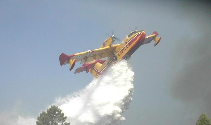 canadair-evitement