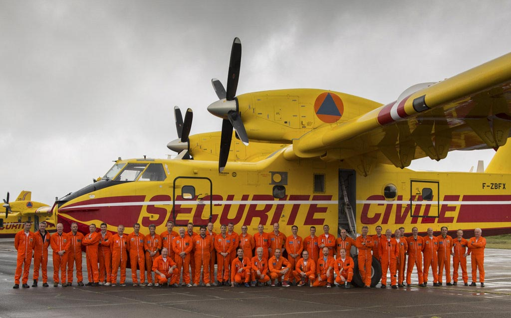 Canadair equipages-de-la-securite-civile