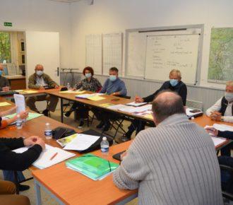 Conseil d'Administration de l'ADCCFF-RCSC du Var